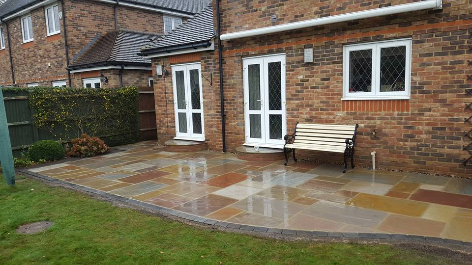 Patio in Beaconsfield‏‏‏, Bucks
